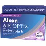 AIR OPTIX® plus HydraGlyde Multifocal 3 линзы